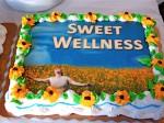 Sweet Wellness Cake